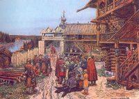 Рефераты по истории Киевской Руси и Московского государства